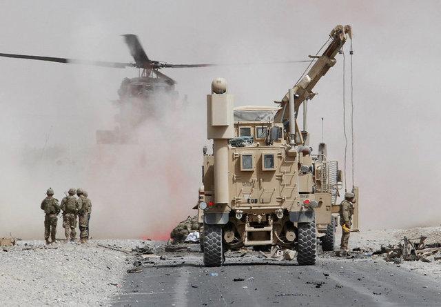 Один зватажків «Ісламської держави» вАфганістані загинув під час авіаудару