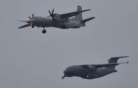 Украинский «Антонов» рассчитывает выпустить  как минимум  70 самолетов напротяжении  5-ти  лет