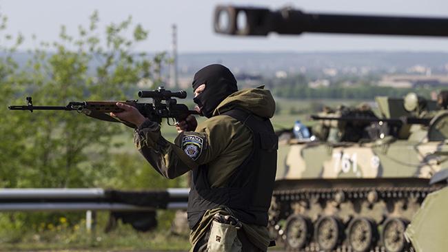 Боевики 37 раз нарушили режим тишины взоне проведения АТО— Штаб