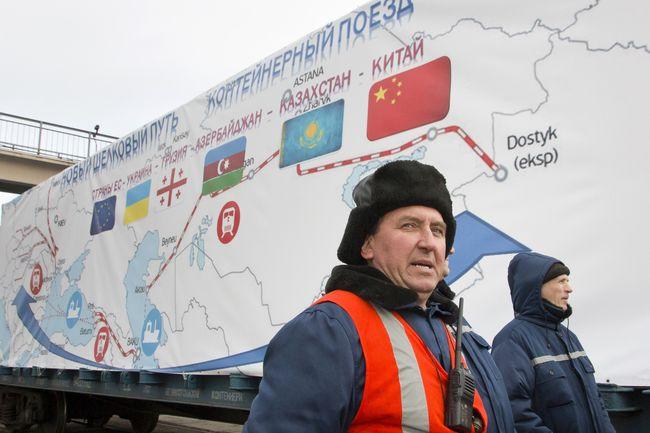 Прямой паром: товары изКитая в Украинское государство будут ехать скорее
