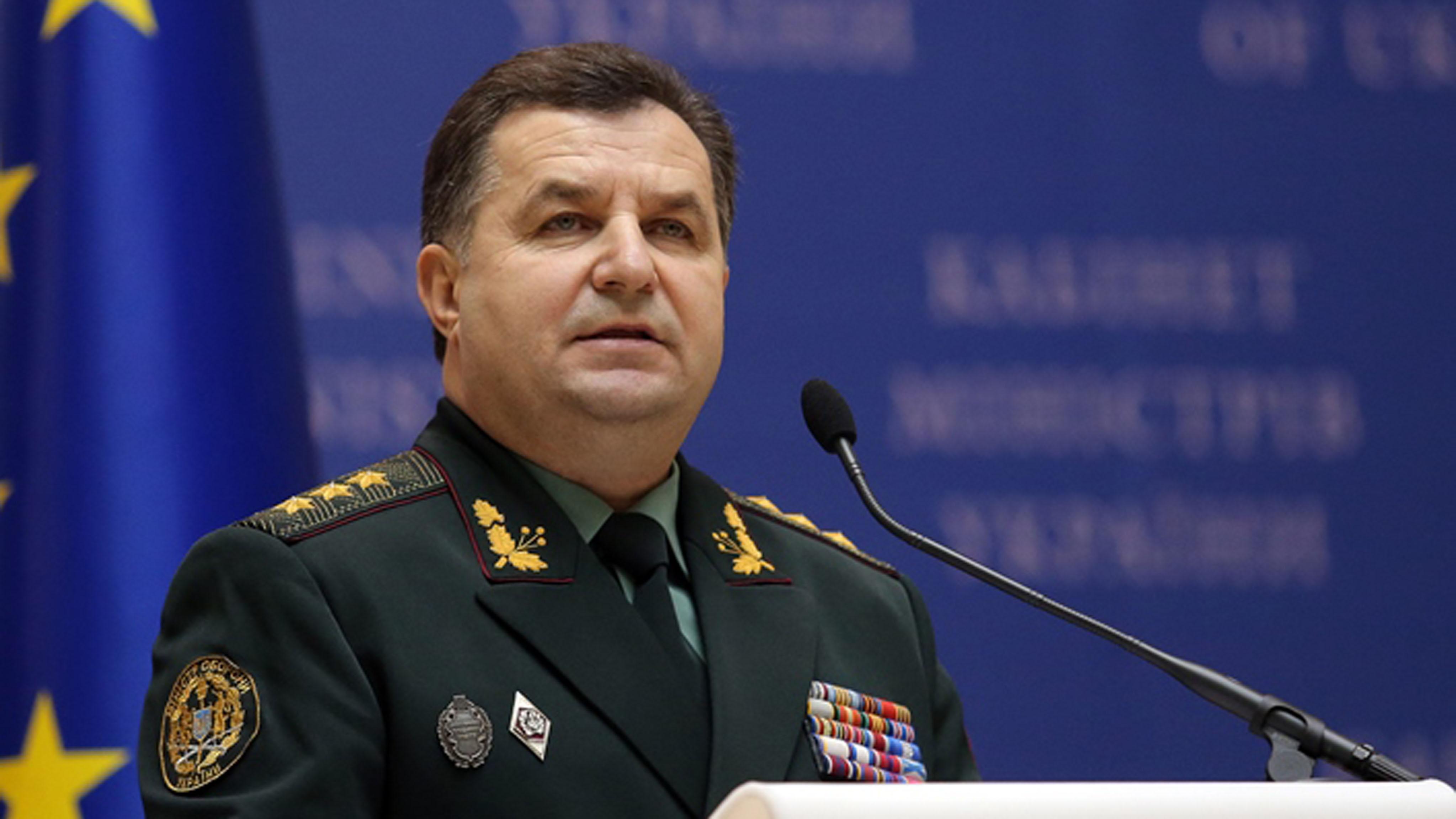 Полторак назвал условия для отвода войск изСтаницы Луганской