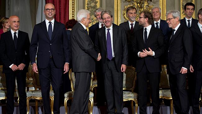 Новое руководство Италии продолжит линию кабинета Ренци