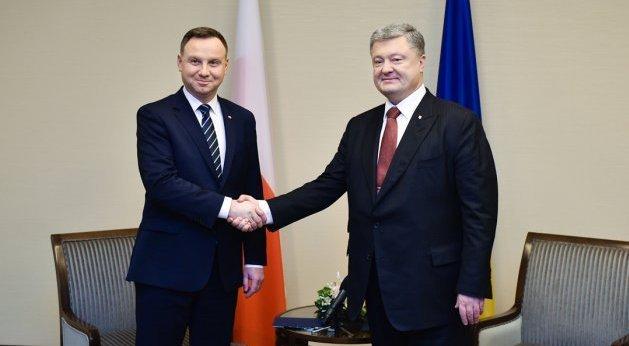 Польща підтримує введення миротворців ООН наДонбас