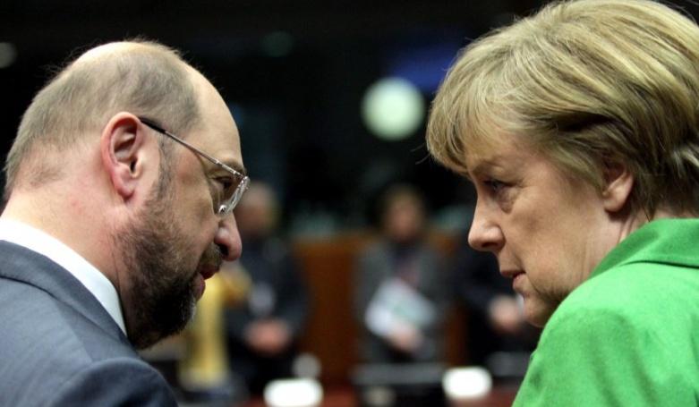 Блок Меркель ХДС/ХСС приступил кпереговорам ссоциал-демократами
