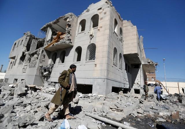 Российская Федерация временно остановила работу посольства вЙемене