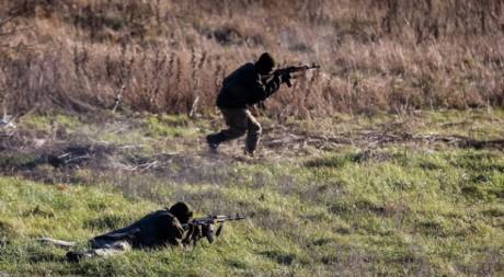 Боевики задень 19 раз обстреляли украинских военных наДонбассе— Штаб АТО