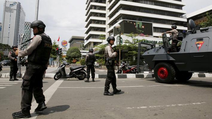 ІДІЛ взяла насебе відповідальність затеракти встолиці Індонезії - ЗМІ