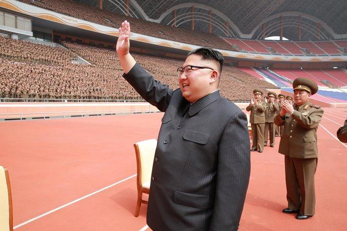 Запущена КНДР ракета впала ближче доРосії, ніж доЯпонії