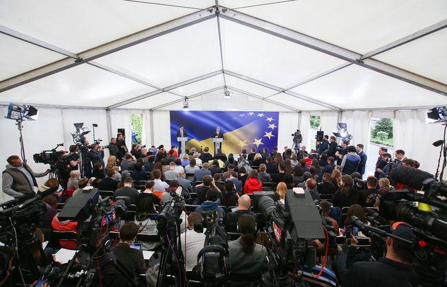 Нідерланди ратифікують угоду про асоціацію між Україною і ЄС 30 травня,— Порошенко