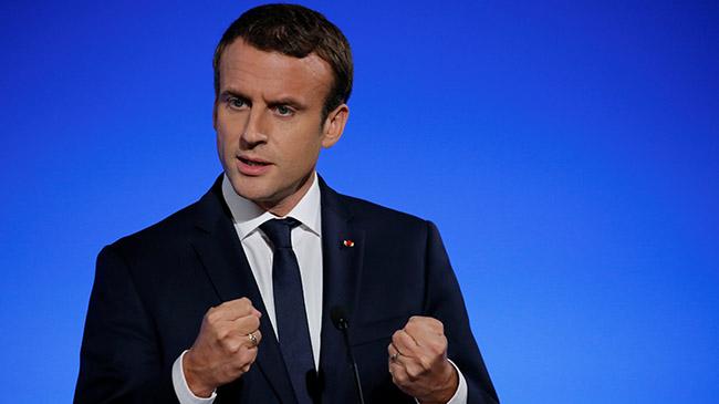 Франція більше не вимагає відсторонення президента Башара Асада від влади у  Сирії. Про це заявив президент Франції Еммануель Макрон за результатами  зустрічі ... 663f96b3303a8