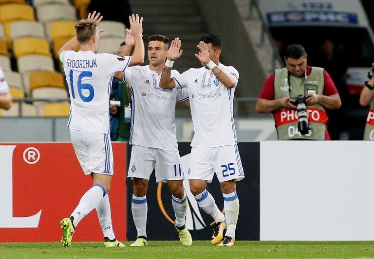 Скендербеу 3-1: киевляне заставили собственных фанатов понервничать
