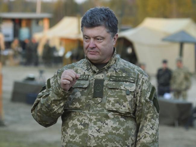 Минский процесс тормозит русский «маскарад»— Порошенко