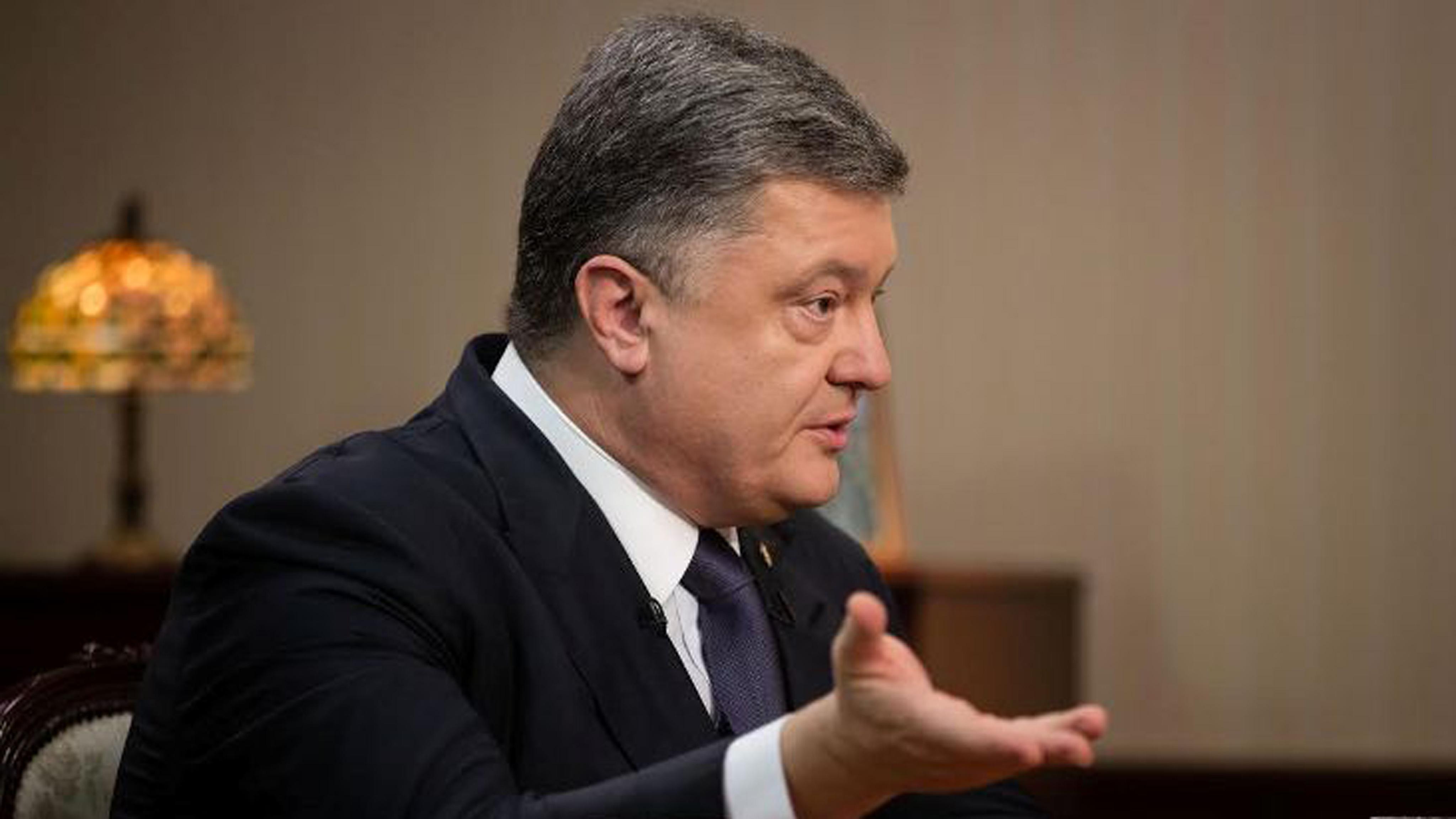 Порошенко: ВУкраїні електронний паспорт коштуватиме до160 грн
