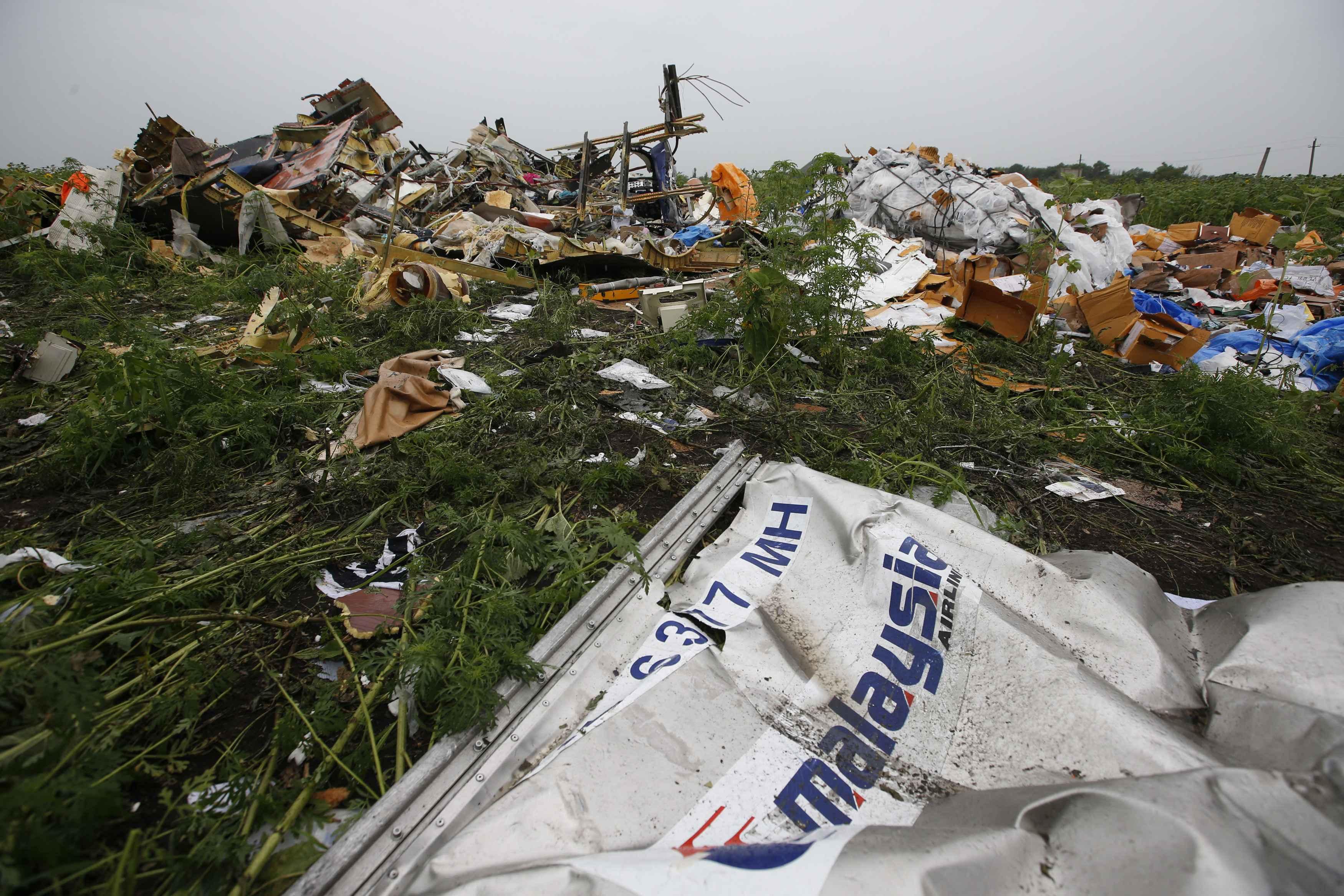 Крушение МН17 наДонбассе: вГПУ допустили, что террористы стреляли «вслепую»
