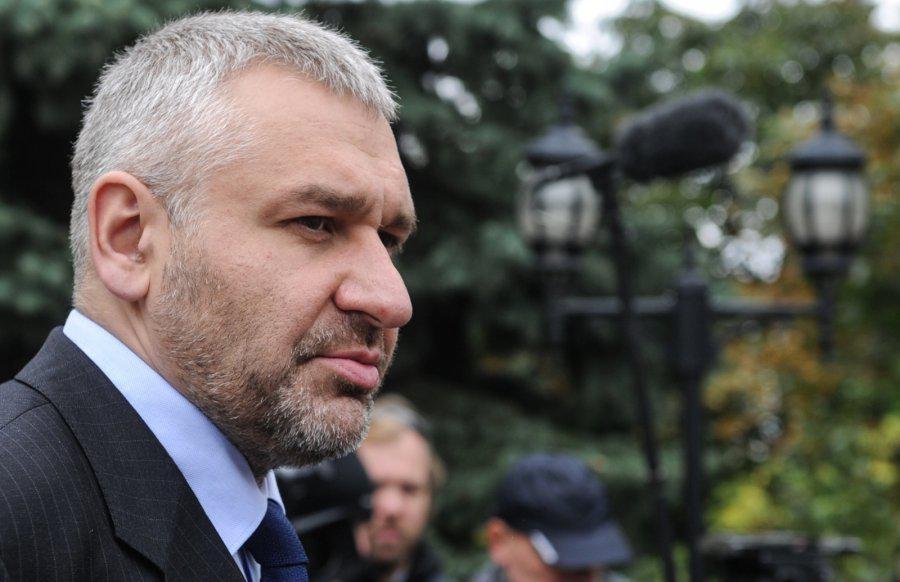 Задержанному в столице России Сущенко неотдают теплые вещи— Фейгин