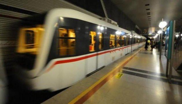 ВСтамбуле заработает первая вгосударстве беспилотная линия метро