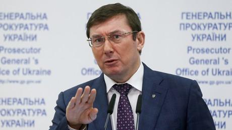 Луценко рассказал опротиворечиях сПорошенко