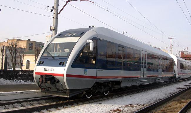 «Укрзализныця» 17января отправит вИвано-Франковск 1-ый поезд свагонами-трансформерами