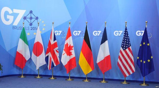 G7: законодательный проект озапрете расследования закрытых ранее дел имеет коррупционные риски