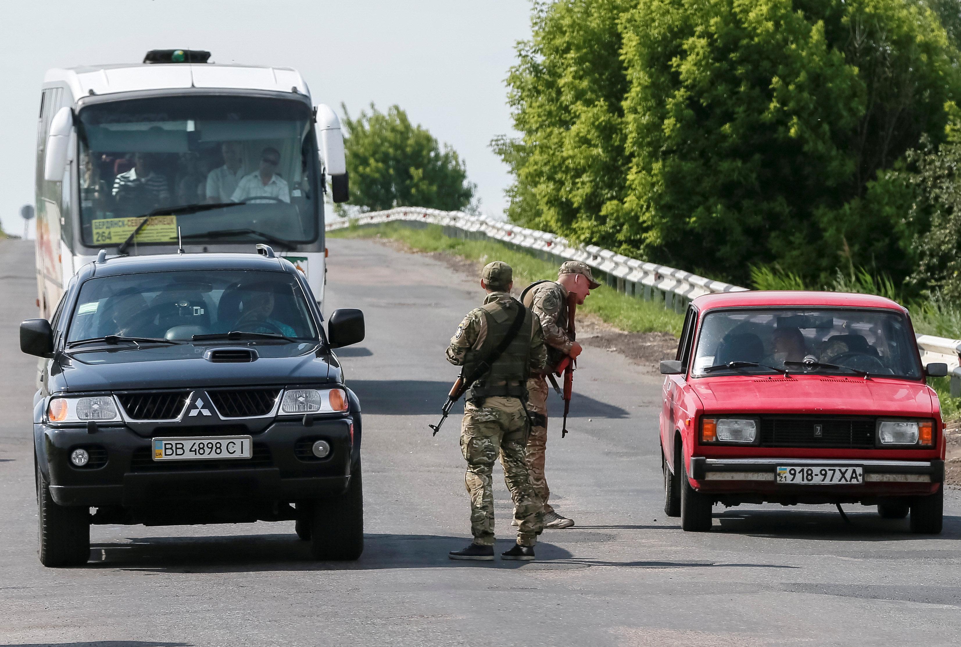 Все перевозки изоккупированного Донбасса вКрым являются нелегальными,