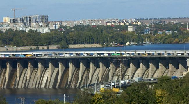 Пятый энергоблок Запорожской АЭС снова подключили кэнергосети