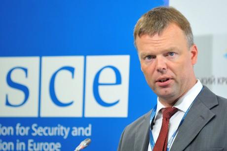 Миссия ОБСЕ видела наоккупированном Донбассе наемников сознаками отличияРФ