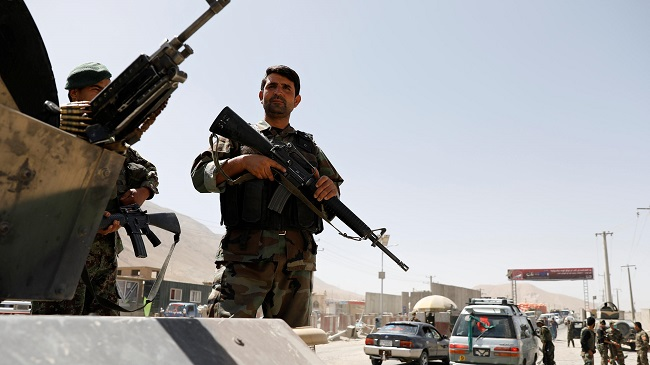 e371dc923cf44d В провінції Баглан на півночі Афганістану в результаті нападу бойовиків  угруповання