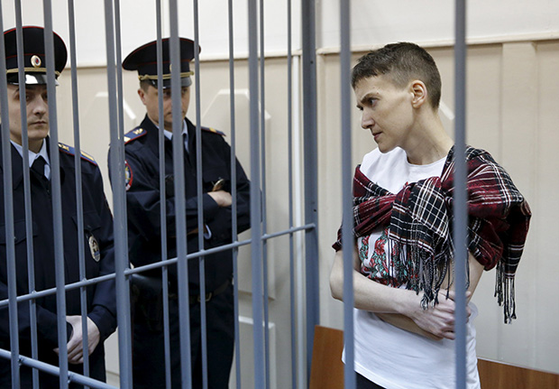 Трійка суддів розгляне справу українки Савченко