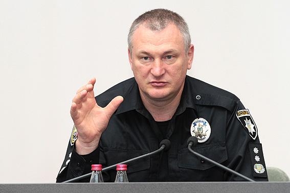 Управление безопасности дорожного движения прекратило работу вУкраинском государстве