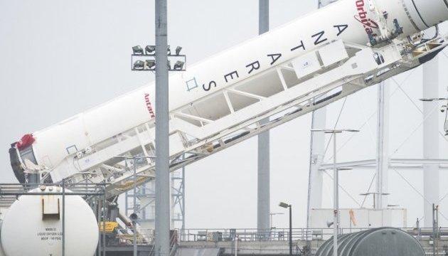 Antares спервой ступенью украинского производства стартовал вкосмос