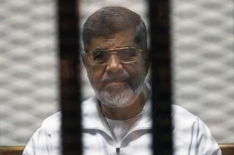 Суд отменил смертный вердикт бывшему президенту Египта