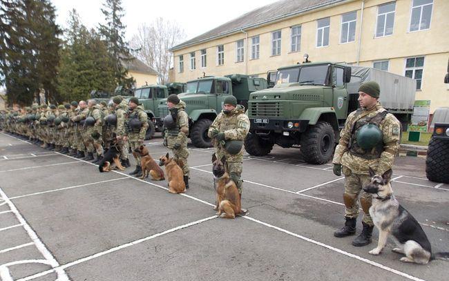 Накордоні зі Словаччиною посилено охорону