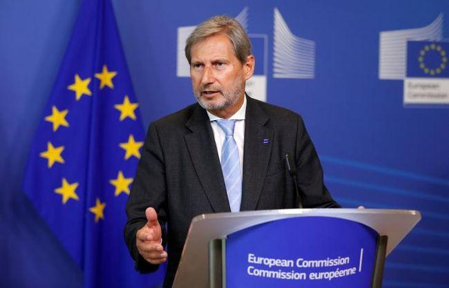 Украина недорабатывает вборьбе скоррупцией,— еврокомиссар