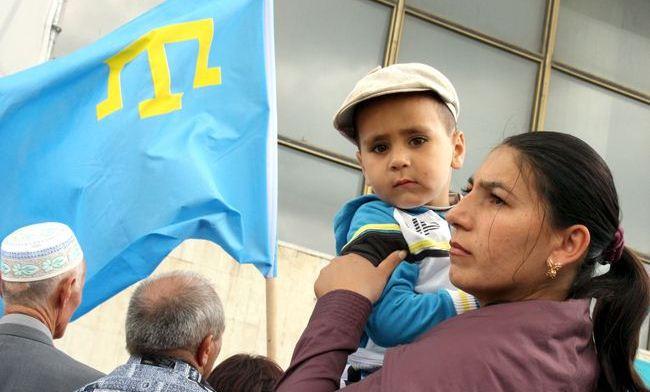 Amnesty International обвинила РФ врепрессиях против крымских татар
