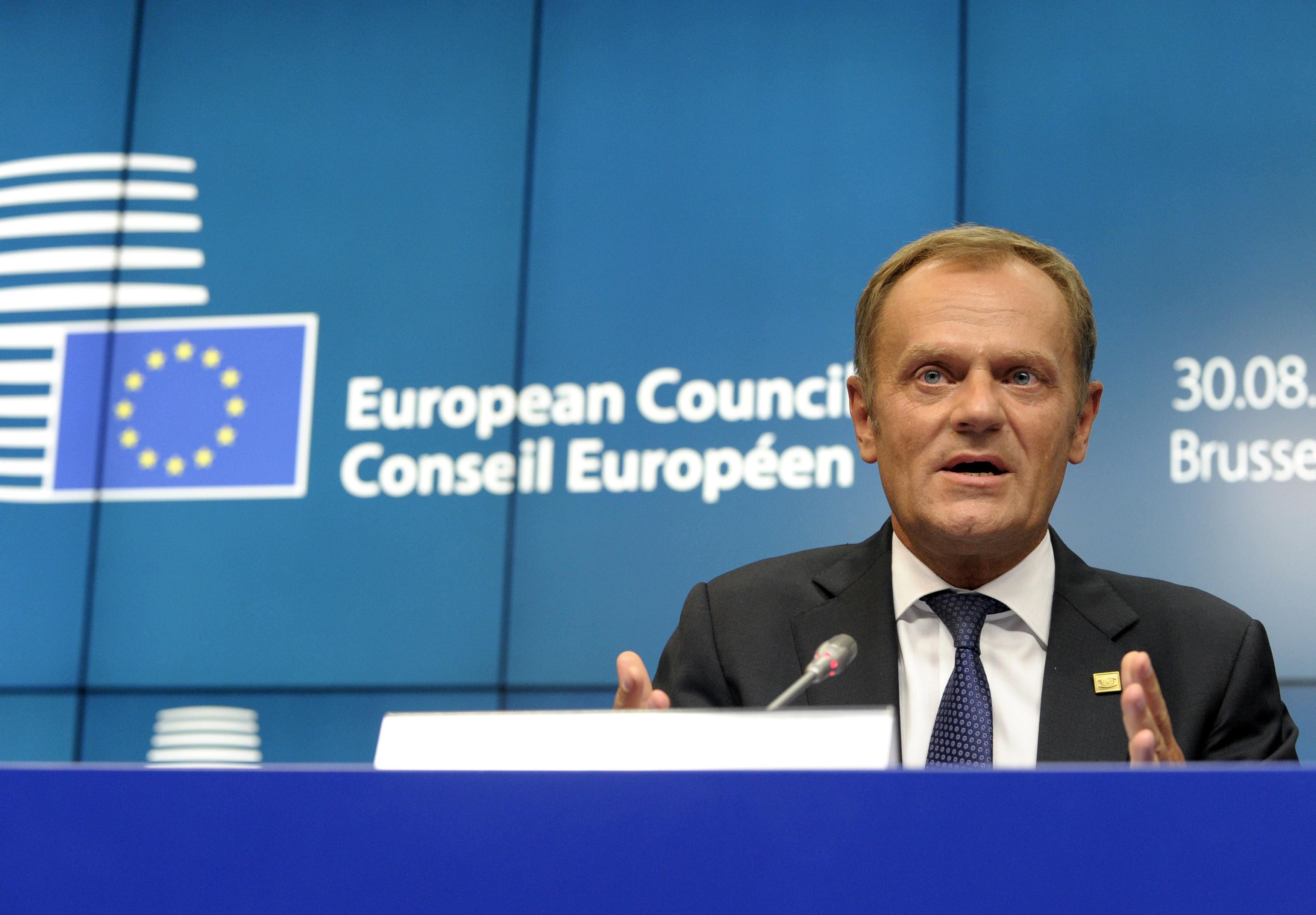 ЕС впервый раз продлил санкции противРФ без споров иразногласий— Туск