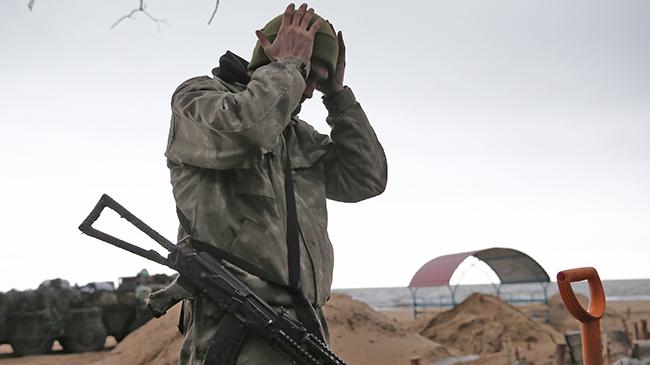 Штаб: наДонбасі бойовики провели п'ять обстрілів позицій українських військових