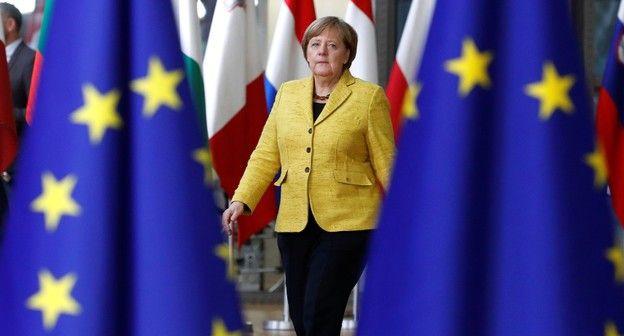 Меркель: Євросоюз небачить підстав скасовувати санкції проти Росії