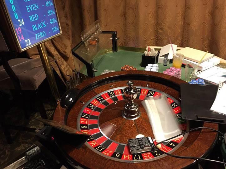 УГПУ розповіли про деталі спецоперації звикриття підпільного казино уКиєві