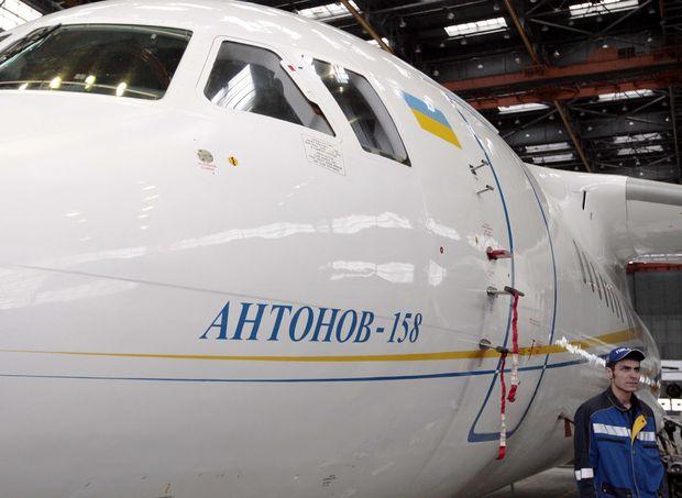 Украина подписала соглашение сЕС осертификации самолетов «Антонова»