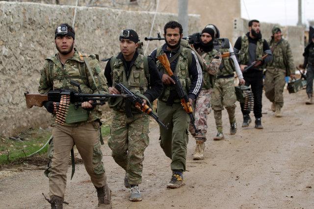 Сирийская оппозиция примет участие впереговорах, проходящих вАстане