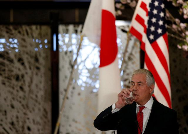 Тиллерсон озвучил возможность размещения ядерного оружия вЮжной Корее