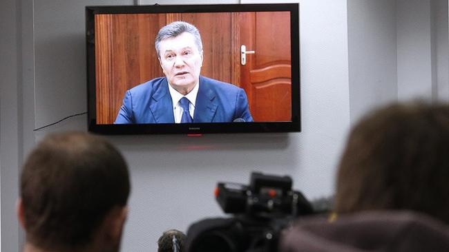 ВОболонському суді продовжився суд над Януковичем
