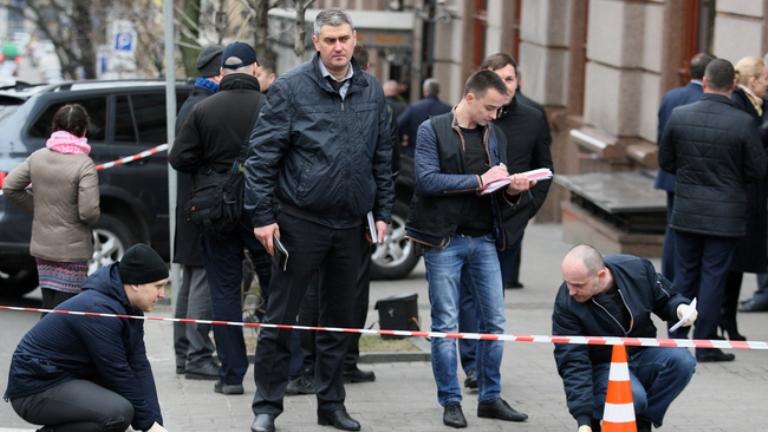 Прокуратура повідомила подробиці затримання всправі вбивства Вороненкова