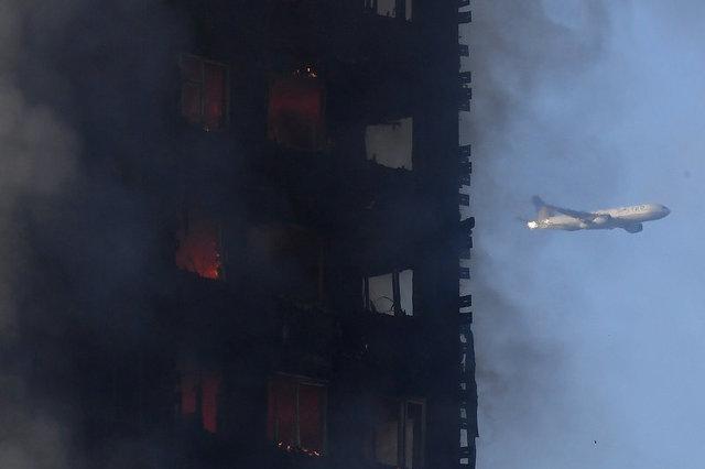 Пожежа уЛондоні: зниклими безвісти вважаються 500 людей