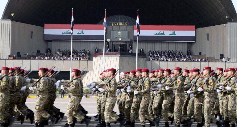 В Багдаде отметили освобождение Мосула от боевиков 'ИГИЛ'