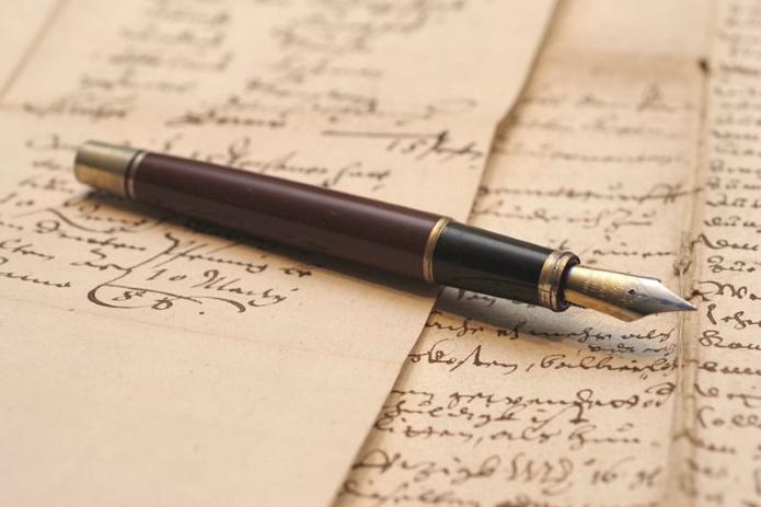 Создана программа, способная копировать почерк человека