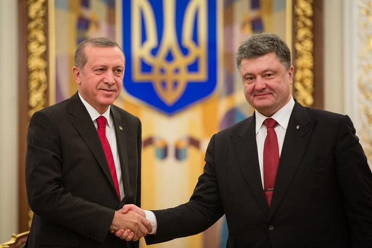 Турция заявляет оготовности подписать ЗСТ с государством Украина