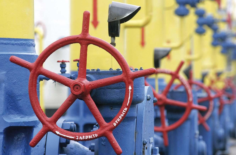 Україна зупинила закачування газу до підземних сховищ