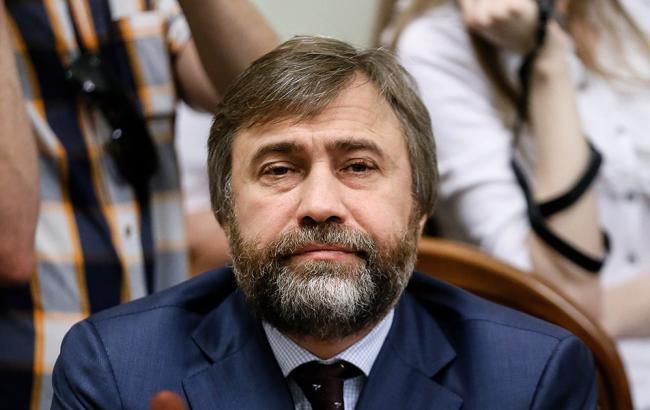 Впарламенте проинформировали о дате рассмотрения регламентным комитетом представление наНовинского
