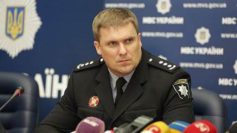 Кабмин сократил Деканоидзе споста руководителя Нацполиции